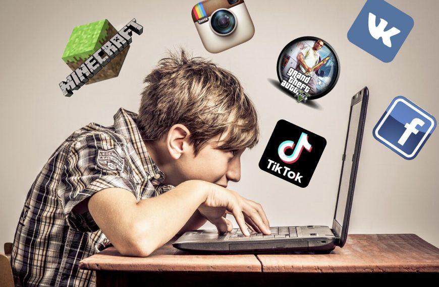 Интернет не, бепарвоии волидайн ҷавононро «вайрон мекунад»